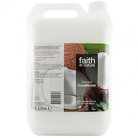 Faith in Nature - Acondicionador de Coco 5L