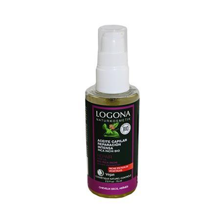 Logona - Aceite capilar Inca Inchi Bio