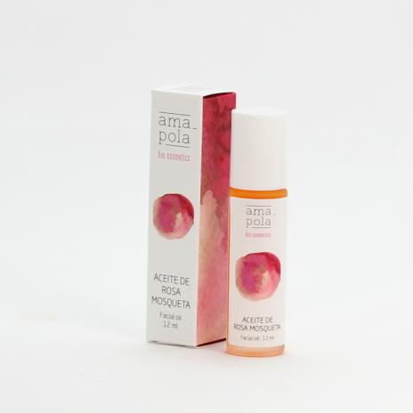 Amapola Biocosmetics Aceite puro y ecológico de Rosa Mosqueta