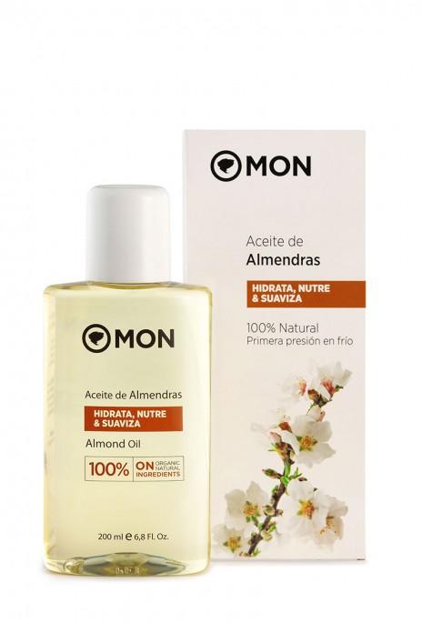 Aceite de Almendras 200ml - Mon Deconatur
