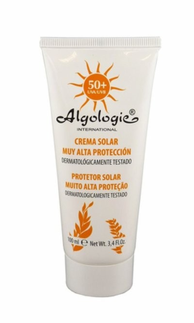 Algologie Crema Solar Facial y Corporal F50 Plus
