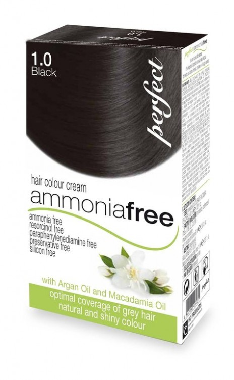 Ammonia Free Negro 1.0 Perfect Tinte