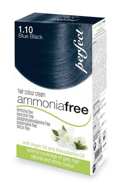 Ammonia Free Negro Azulado 1.10 Perfect Tinte