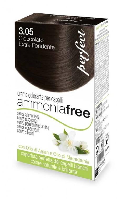 Ammonia Free Castaño Oscuro Chocolate 3.05 Perfect Tinte