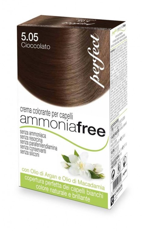 Ammonia Free Chocolate 5.05 Perfect Tinte