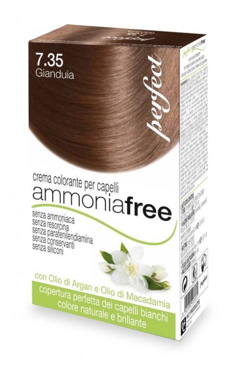 Ammonia Free Avellana 7.35 Perfect Tinte
