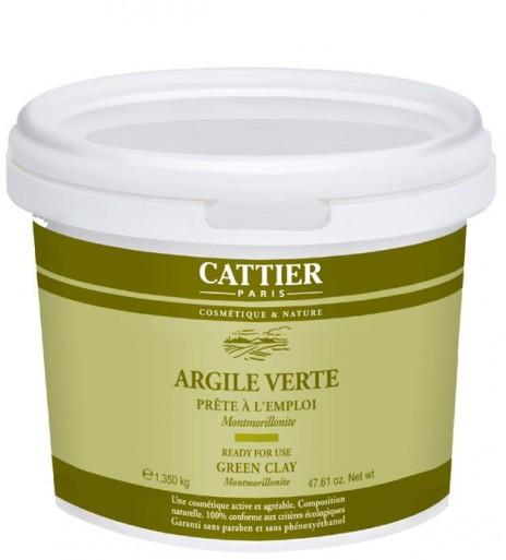 Cattier Arcilla Verde 1.350g