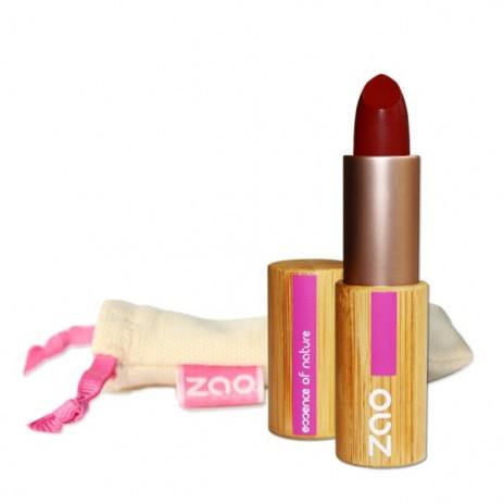 Zao Makeup - Barra de Labios Mate 465 Rouge Sombre