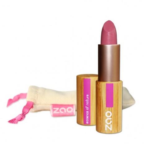 Zao Makeup -Barra de Labios Mate 461 Rose Bonbon
