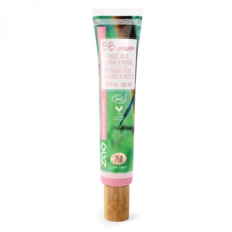 Zao Makeup BB Cream FPS 15 760 Light