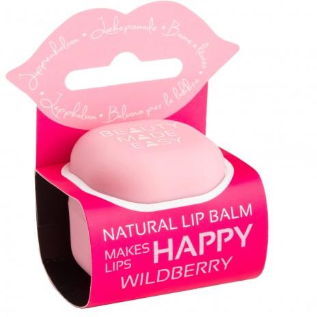 Beauty Made Easy Bálsamo Labial Wildberry