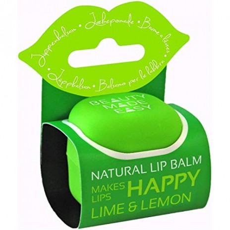 Beauty Made Easy Bálsamo Labial Lime y Lemon