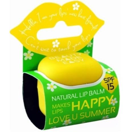 Beauty Made Easy Bálsamo Labial Love U Summer FPS 15