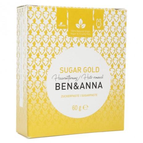 Ben & Anna Cera de Depilar Sugar Gold