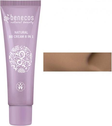 Benecos Crema BB 8 en 1 Beige Bio