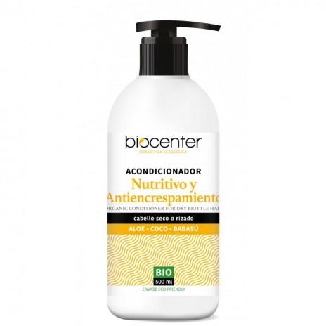Biocenter - Acondicionador Nutritivo y Antiencrespamiento 500ml