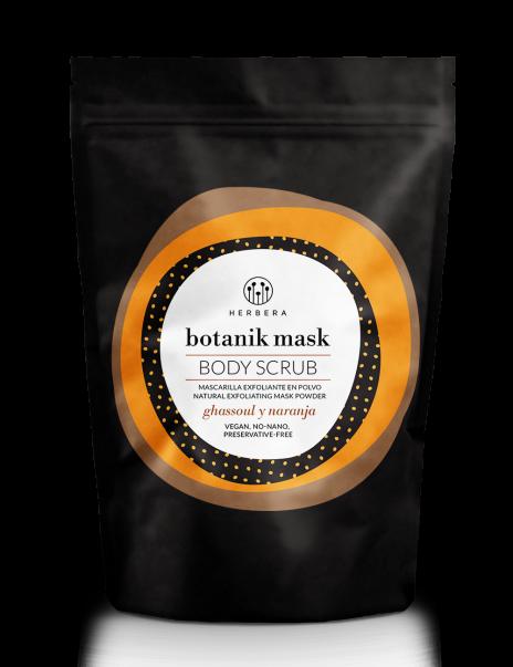 Herbera Botanik Mask Body Scrub