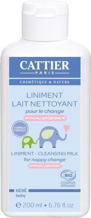 Cattier Crema Pañal Bio Linimento Bebé