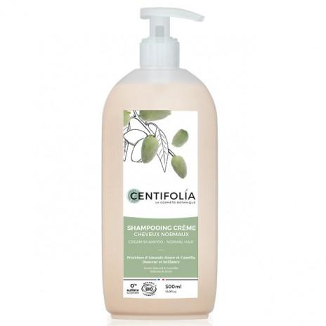 Centifolia Champú Crema para Cabello Normal