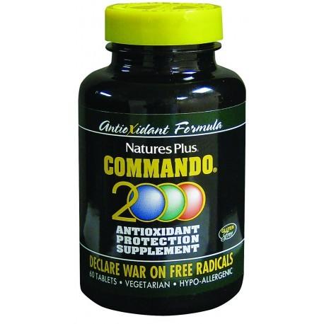 Nature's Plus Commando 2000