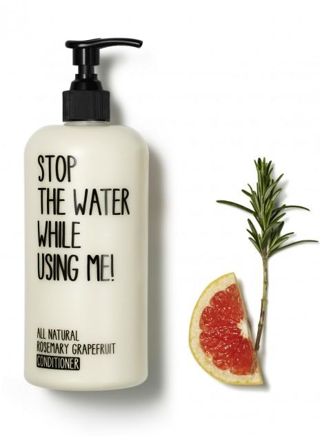 Acondicionador de Romero y Pomelo 200 ml. - Stop the Water While Using Me