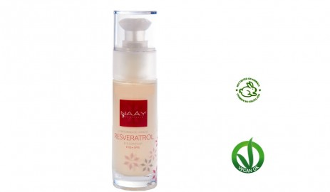 Naáy Botanicals Crema Facial de Resveratrol