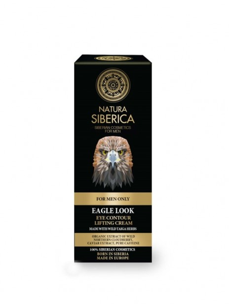 Natura Siberica La Mirada del Águila Crema Lifting Contorno de Ojos