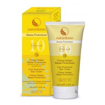 Crema Solar Baja Protección SPF10 - Bema