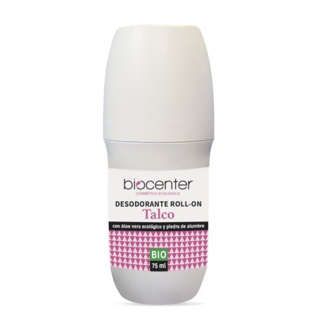 Biocenter Desodorante BIO Roll-on - Talco