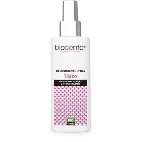 Biocenter Desodorante BIO Spray - Talco