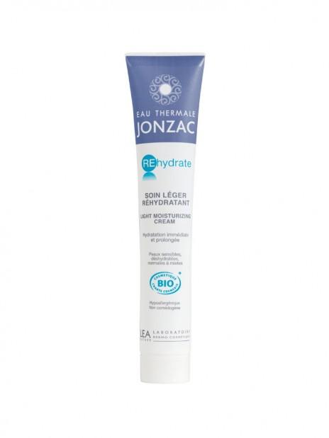 Jonzac - Rehydrate Crema Ligera Hidratante Pieles Sensibles y Deshidratadas