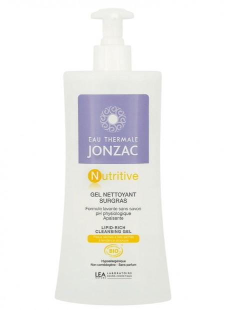 Jonzac - Nutritive Gel Limpiador Suave Pieles Atópicas