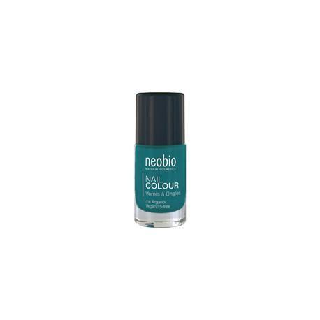 Neobio Esmalte de Uñas 09 Precious Turquoise