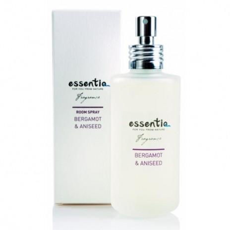 Essentiq Ambientador en Spray de Bergamota y Anís