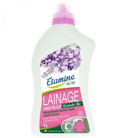 Etamine du Lys Detergente Líquido para Lana 1L