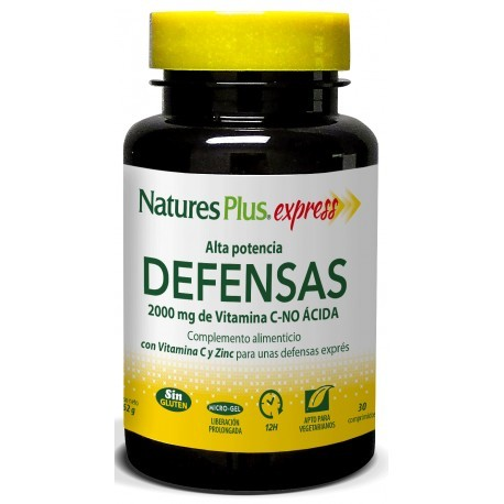 Nature's Plus Express Defensas