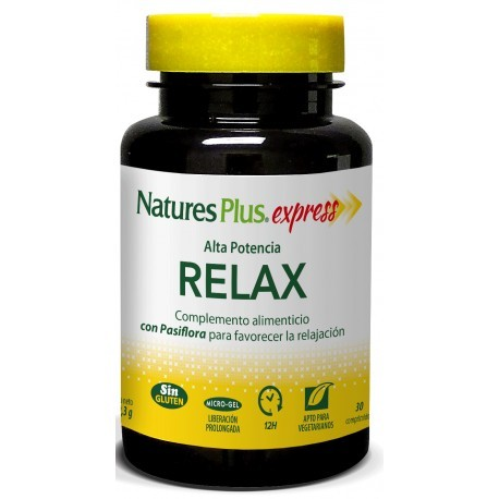 Nature's Plus Express Relax