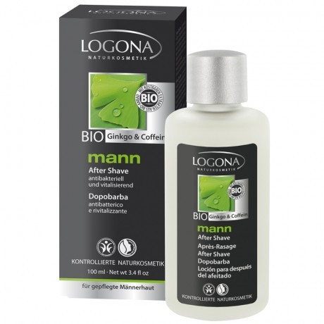 Logona - Loción After-Shave Mann