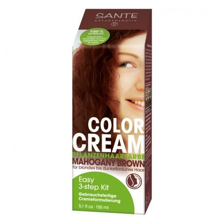 Sante Crema Colorante Capilar Caoba