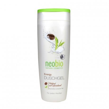 Neobio - Gel Ducha Energy Cafeína & Té Verde