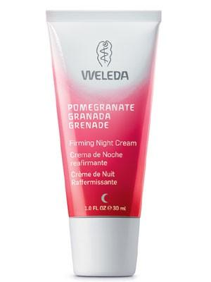 Crema de Noche Reafirmante de Granada - Weleda