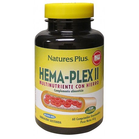 Nature's Plus Hema-Plex Ii