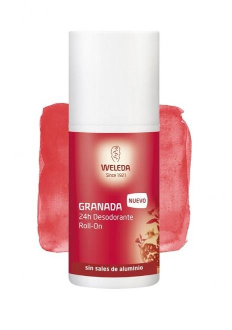 Weleda Desodorante Roll-On 24h de Granada