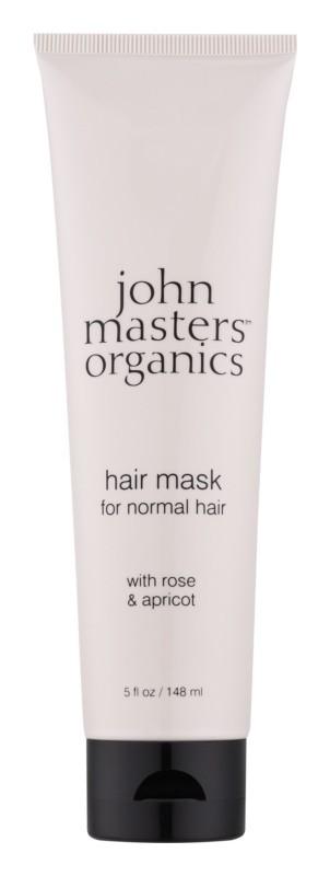 John Masters Organics Mascarilla Rose & Apricot