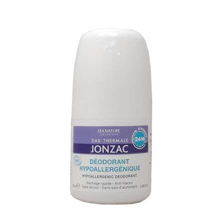 Jonzac - Rehydrate Desodorante Pieles Sensibles y Deshidratadas