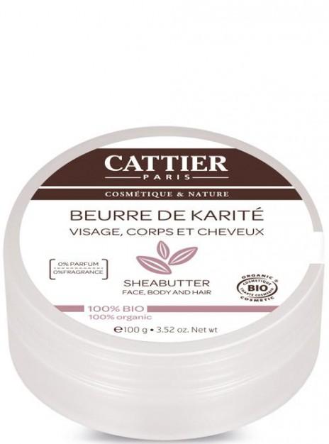 Manteca de Karite 100gr - Cattier