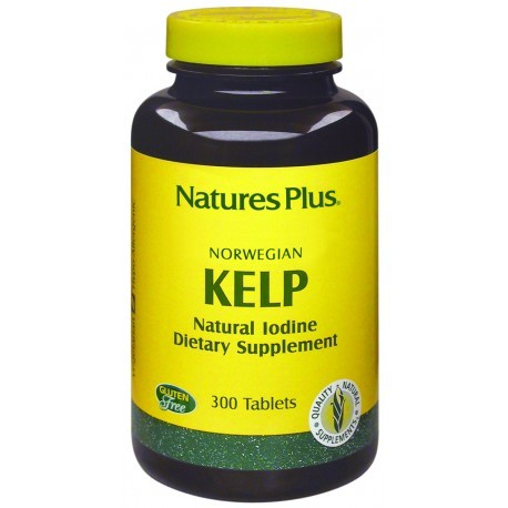 Nature's Plus Kelp - Yodo