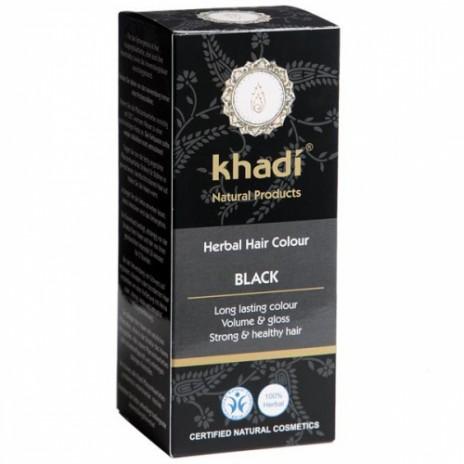 Khadi Tinte Vegetal Negro