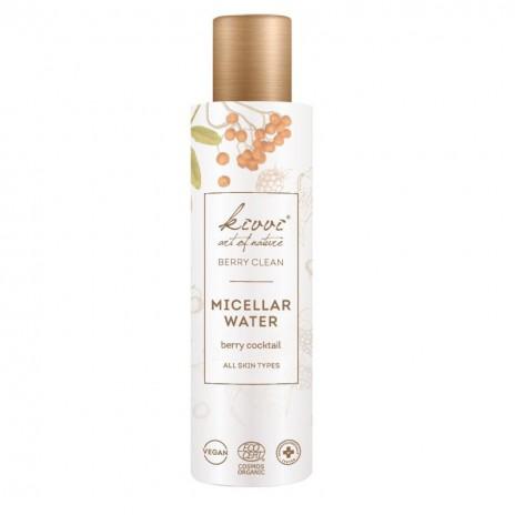 Kivvi Agua Micelar Cóctel de Bayas Berry Clean