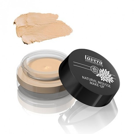 Lavera Maquillaje Mousse Natural Ivory 01